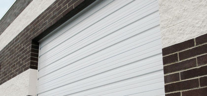 Commercial Sectional Garage Doors