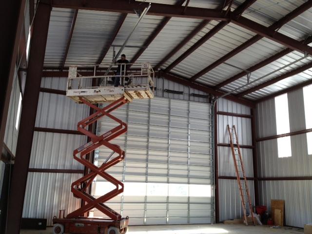 Commercial Service & Gregu0027s Overhead Door Services - Elgin TX
